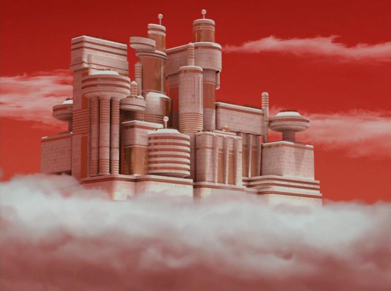 Stratos, a cidade nas nuvens de Star Trek