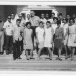 Alunos de Meteorologia (Havana dez 1967)