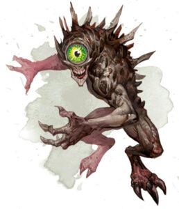 Nótico. Fonte: The Forgotten Realms Wiki