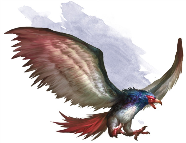 Roca. Fonte: The Forgotten Realms Wiki