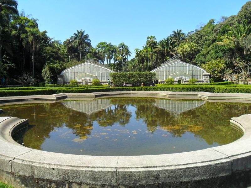 Jardim Botânico - PEFI. Foto: ViniRoger