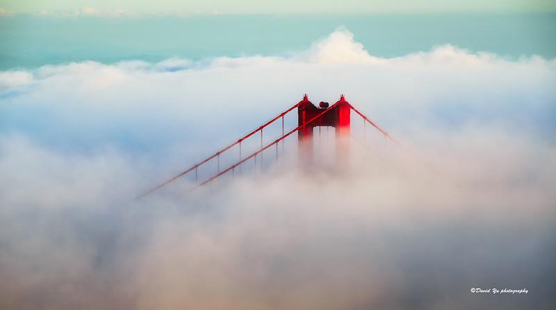 """San Francisco Fog"" por davidyuweb"